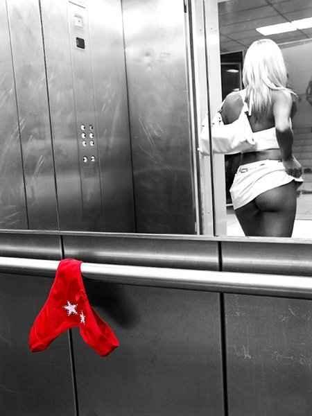 Sexo para parejas - sexo placentero en el ascensor