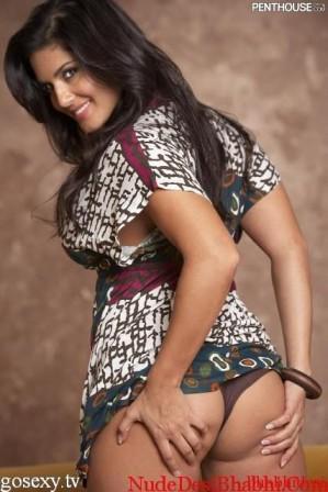 indian girl butt