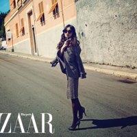 Song Hye Kyo Harper's Bazaar