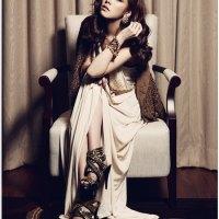 Han Ji Min Marie Claire Magazine