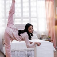 Son Yeon Jae Morning Bed