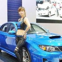 Song Jina Seoul Motor Show 2011