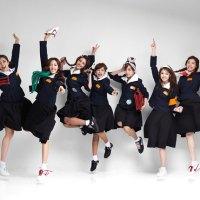 T-ara Roly Poly School Girls
