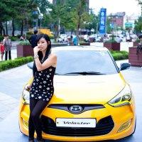 Kim Ha Yul Hyundai Veloster Road Show