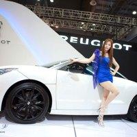 Hwang Ga Hi Seoul Motor Show 2011