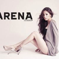 Min Hyo Rin Arena Homme+