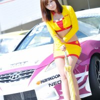 Ryu Ji Hye Korea Speed Festival 2011 (R3)
