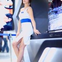 Kim Ha Yul World IT Show 2012