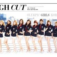 Girls' Generation, High Cut, Bean Pole