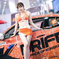 Lee Gana Seoul Auto Salon 2012