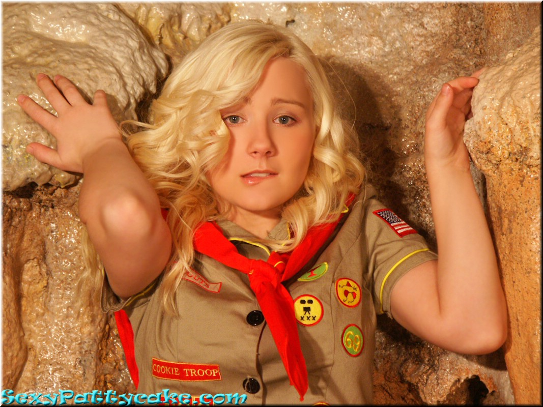 naughty girl scouts