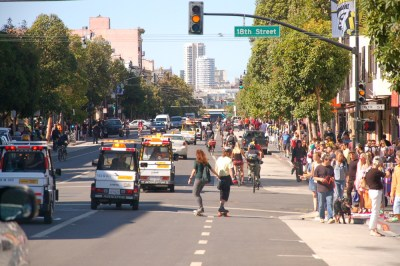 Why 24th St Merchants Ditched Sunday Streets: High Fees, Too Many Events – Streetsblog San Francisco