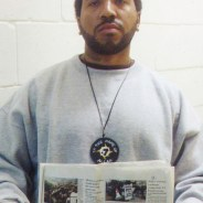 Taking photos of prisoners is prohibited in many prisons, so the few that find their way out are precious. The Bay View thanks longtime subscriber and supporter Black Warrior Allah (Brad Ford), 12991-084, FCI Gilmer, P.O. Box 6000, Glenville WV 26351, for sending this one.