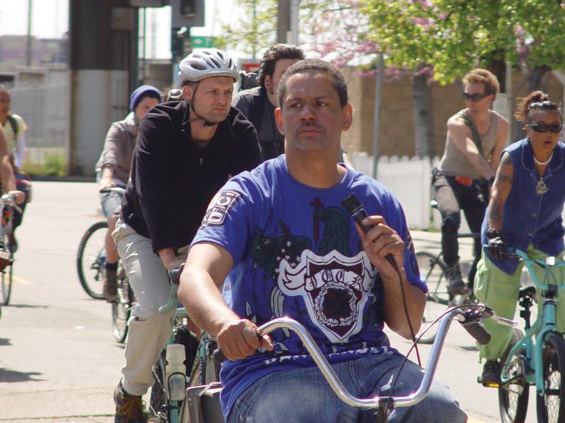 Bikes 4 Life Oakland Bikes Life founder Tony