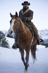 Jamie Foxx as Django in 'Django Unchained'