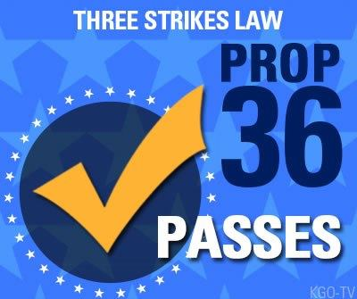Prop 36 Passes