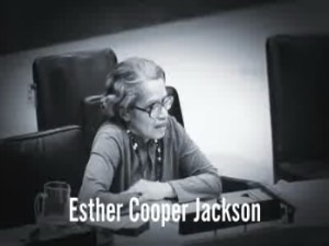 Esther Cooper Jackson by NYC CommGÇÖn on Human Rights