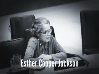 Esther Cooper Jackson by NYC CommGn on Human Rights