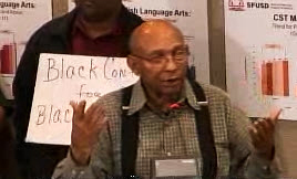 SF School Board Willie Ratcliff &#039;Black contractors for Black jobs&#039; 012913 by SFGovTV