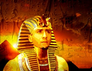 &#039;Pharoah Quarterback Colin Kaepernick&#039; by Jason Pezant, web