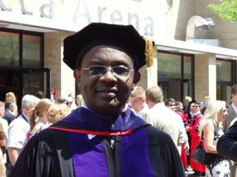 Professor Charles Kambanda