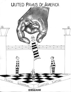 'United Pawns of America' by Marcus Bedford Jr., web