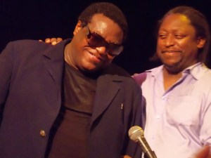 Wallace Roney, trumpet, with Darryl Jones, bass Yoshi&#039;s Oakland 031213 by Wanda