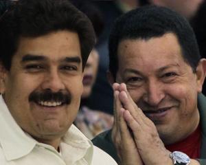 Nicolas Maduro, Hugo Chavez