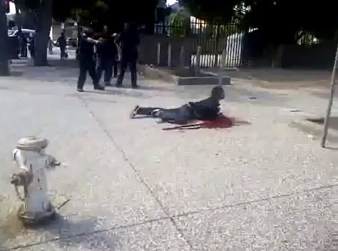 SFPD murder victim Kenneth Harding 3rd & Oakdale 071611 video by TheOneNonly457