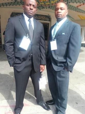 Derrick Bowman and Ansar El Muhammad, Zar the Dip