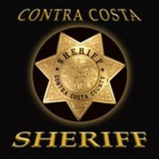 Contra Costa Sheriff badge