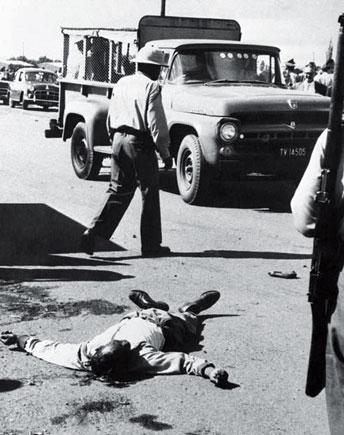Sharpeville massacre South Africa 032160 by AP-Wide World Photos