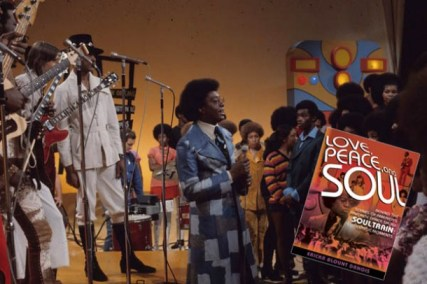 Soul Train, 'Love, Peace, and Soul' cover