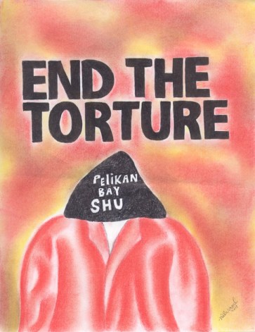 'End the Torture' by Jose Villarreal