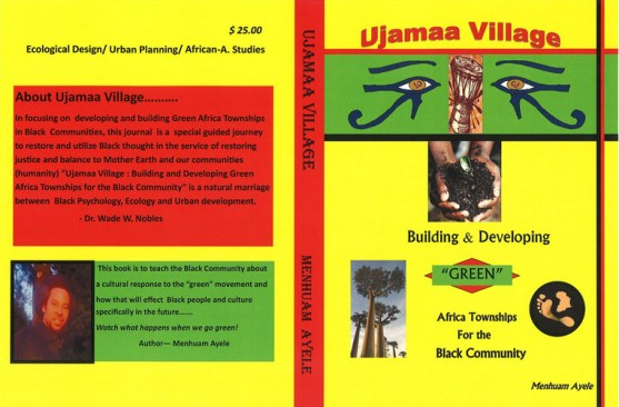 'Ujamaa Village' cover