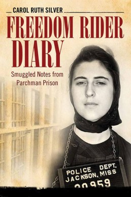 'Freedom Rider Diary' by Carol Ruth Silver cover
