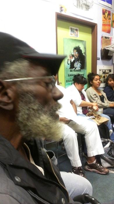 Papa Bear at Community Newsroom by PNN