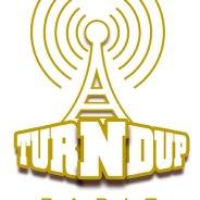 TURND UP RADIO logo