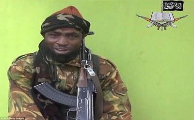 Boko Haram leader Abubaker Shekau – Photo: AFP