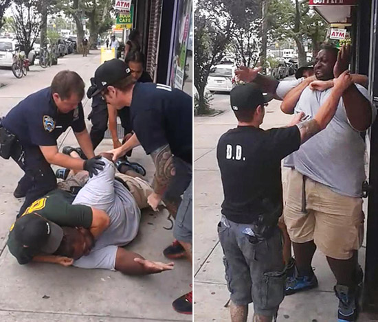 2 white cops arrest latina gangster then fuck her in public 1