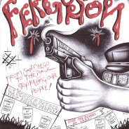 """Ferguson"" – Art: Criss Garcia, J-93559, Pelican Bay SHU C1-112, P.O. Box 7500, Crescent City CA 95532"