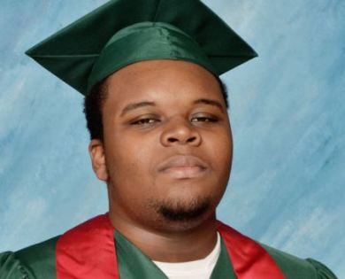 Michael Brown, graduate
