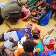 Five West Papuan youth, age 17-18, were massacred by Indonesian military and police, who shot into a crowd of protesters Dec. 8. They were protesting an incident the night before, when younger children were beaten and a 12-year-old tortured for complaining that a military vehicle was being driven with its headlights off.