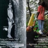 Lynchings Florida 1934, Dominican Republic 2015
