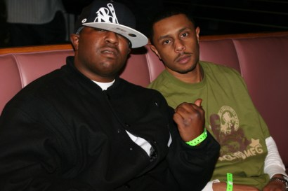 PK and the Jacka in Seattle – Photo: D-Ray, Ozone Magazine