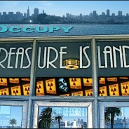 Treasure Island: Your Contamination Destination – Photo: Carol Harvey