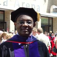 Rwandan American lawyer and former National University of Rwanda professor Dr. Charles Kambanda