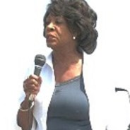 Congresswoman Maxine Waters speaks at 'Walk for Life' LA 080914, web cropped