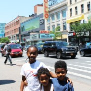 Xion and her brothers were inspired by the decades of Black greatness that have graced the Apollo Theater. – Photo: JR Valrey, Block Report