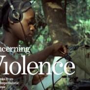 'Concerning Violence' film graphic